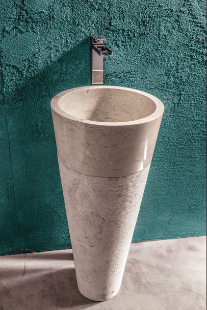Idee e suggerimenti per un arredo bagno di design pragmatiko - Palline profumate per bagno ...