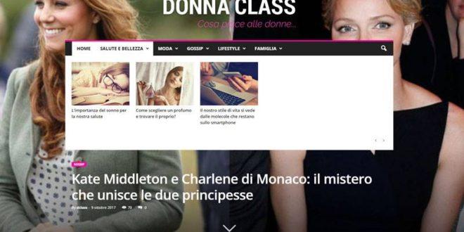 donna class