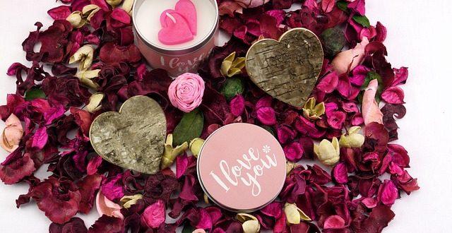 candele san valentino fai da te