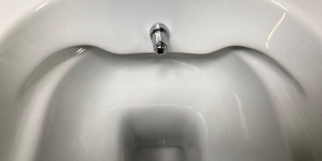 water con bidet incorporato