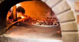 forno a legna per la pizza