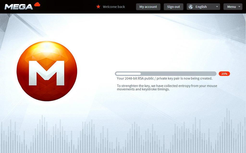 Apre MEGA, il nuovo MegaUpload: come funziona